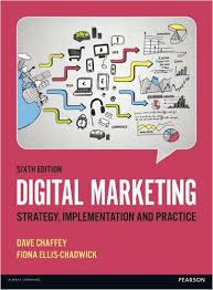Digital Marketing : Strategy, Implementation and Practice /Chaffey, Dave - 2016