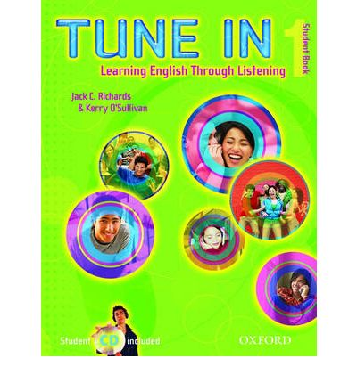 Tune in 1 : Learning English through listening. 1, Student Book /Richards, Jack C. - 2006